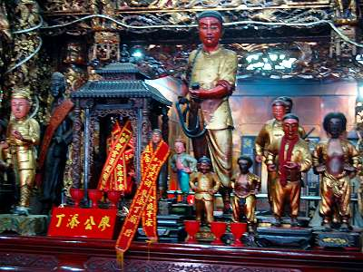 Liao Tian-Ding Temple – The Tale of the Legendary Taiwan Robin Hood (Tourist Attraction)