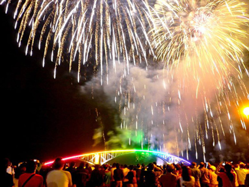 2012 Penghu Firework Festival Kicks off from April 16
