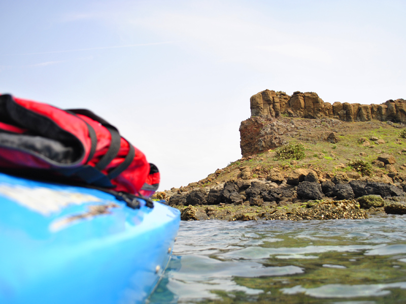 Explore Penghu with Canoe