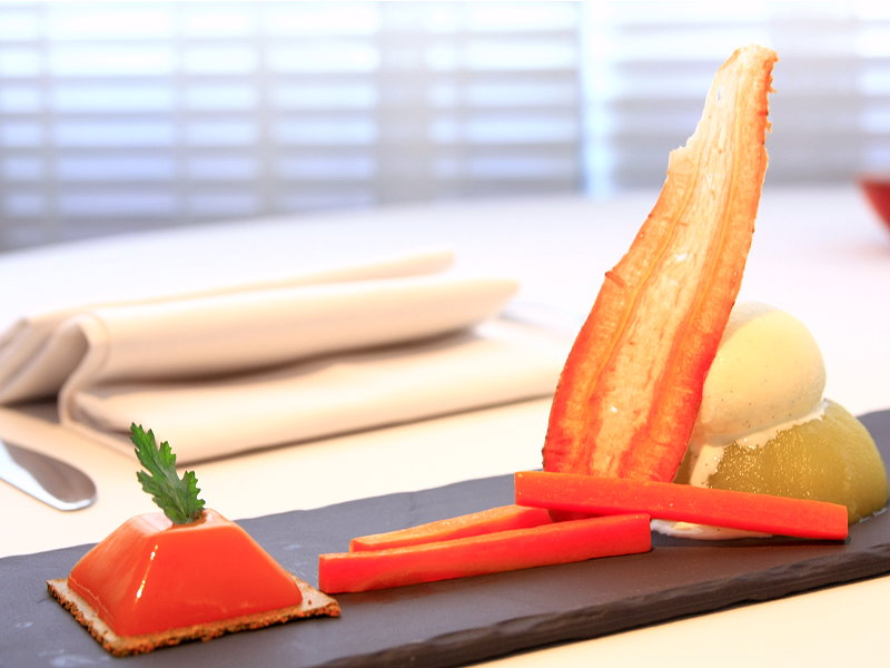 Exquisite Carrot Dessert Lures Your Taste Buds